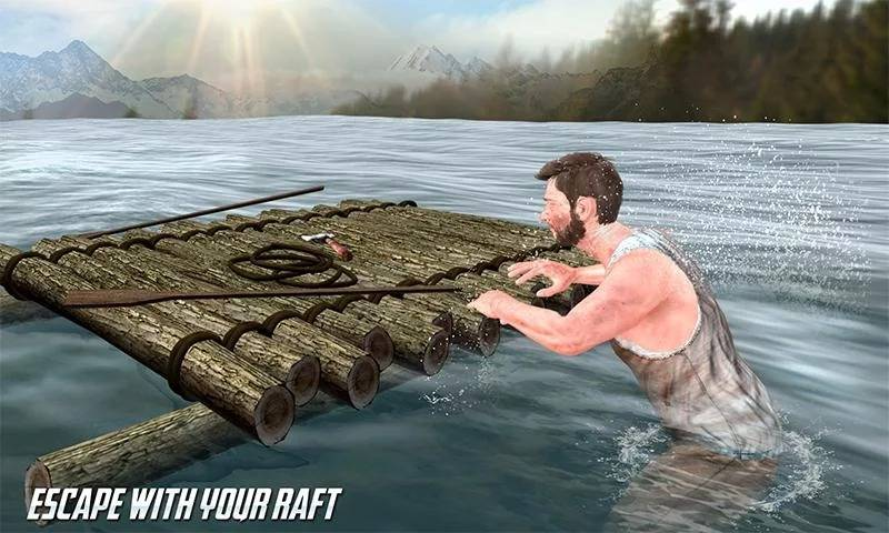 Raft Survival Sea Escape Story - Vital Games Production